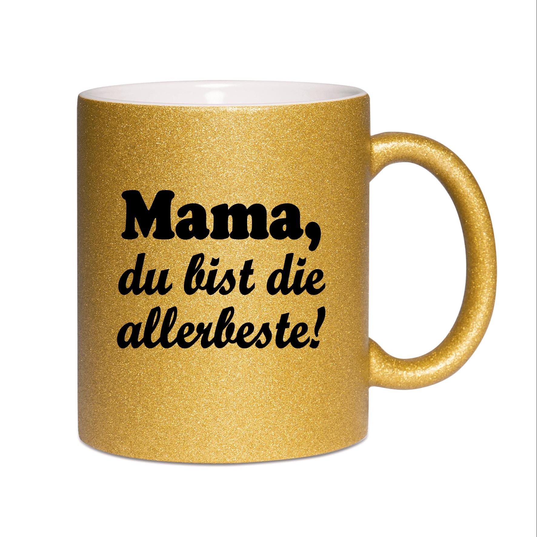 Mama, du bist die allerbeste