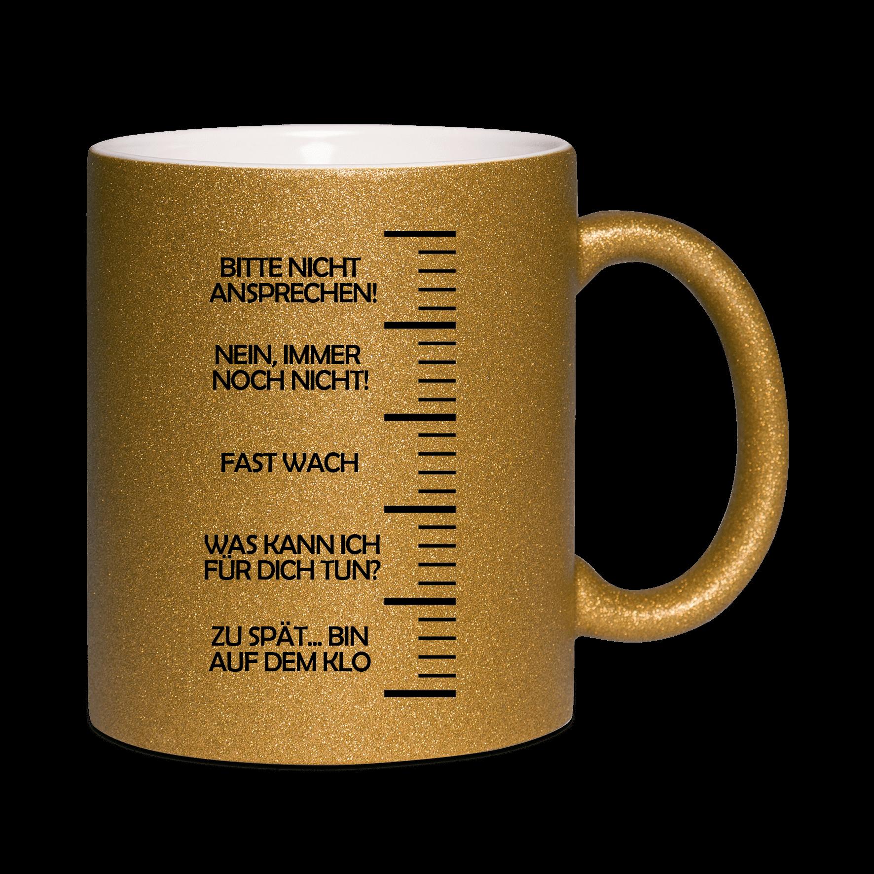 Kaffee Füllstand
