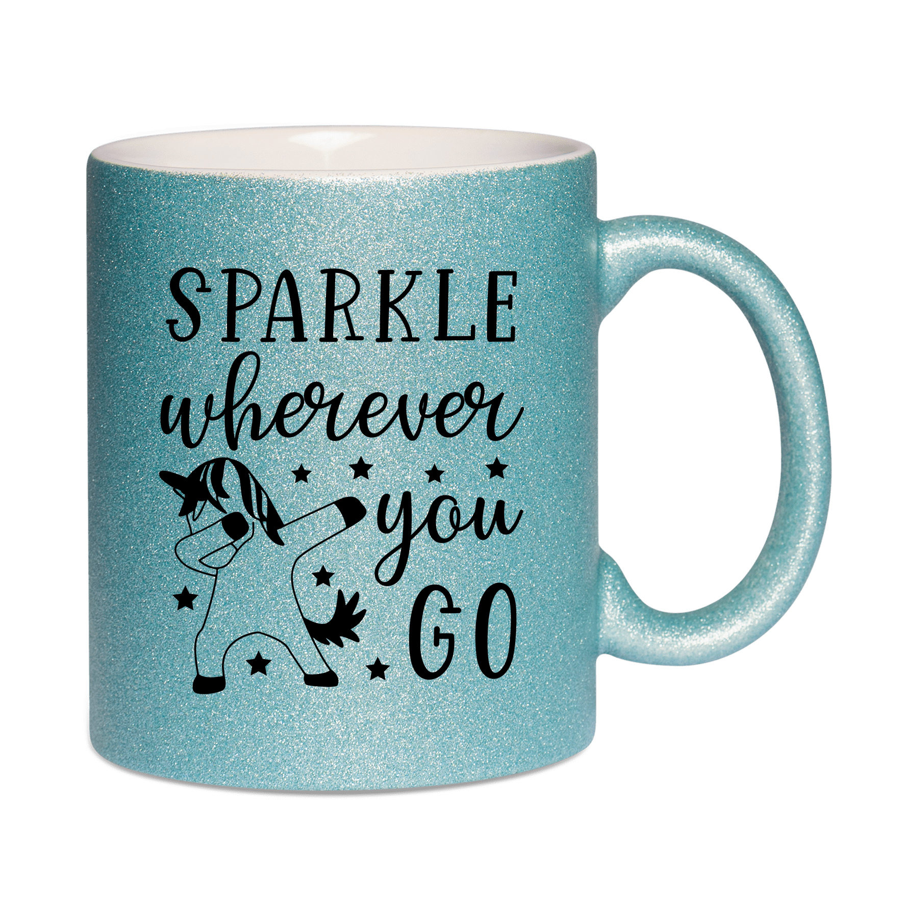 Sparkle where ever you go