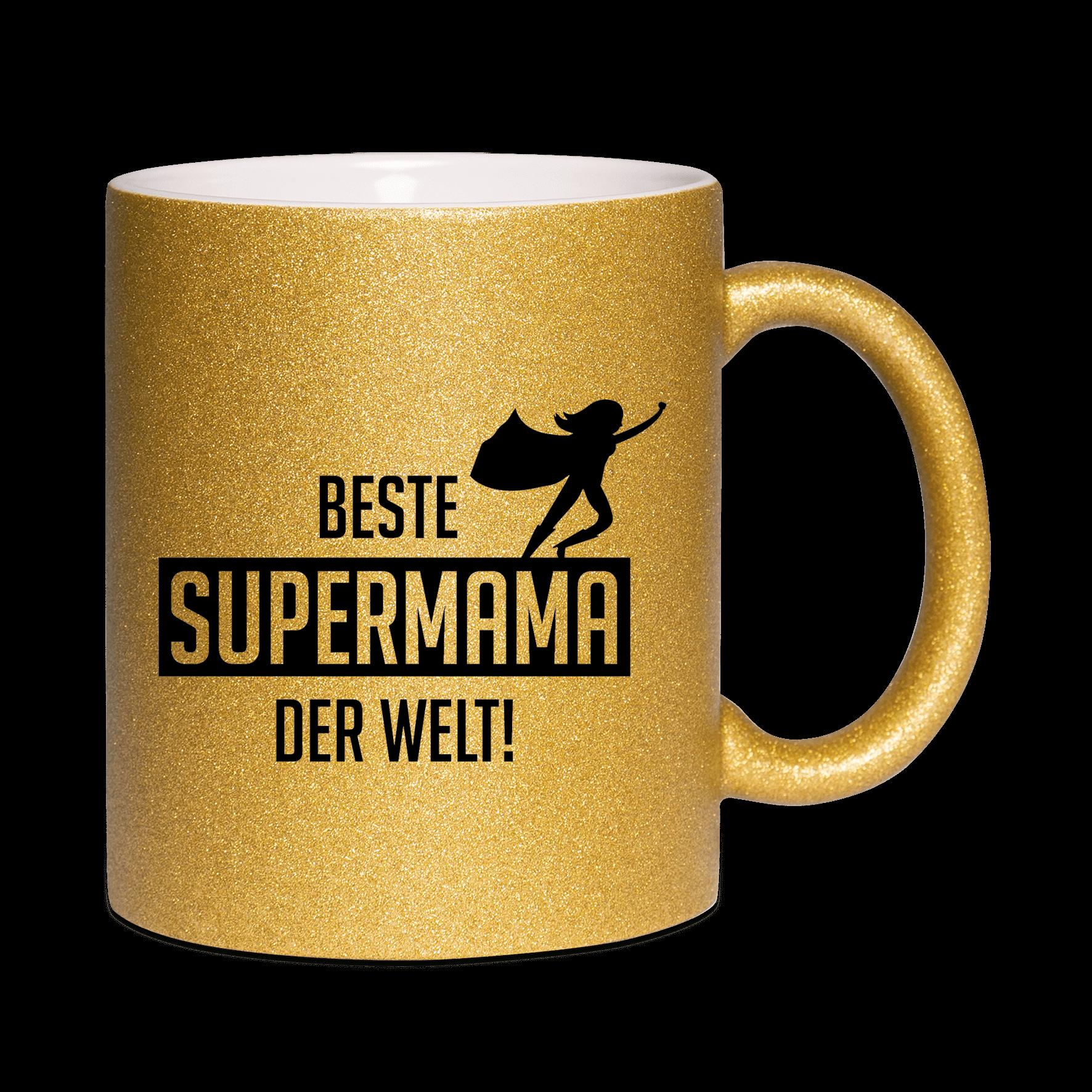 Beste Supermama der Welt